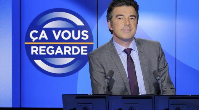 Intervention télévisée / Ça vous regarde – LCP – 6 mars 2017