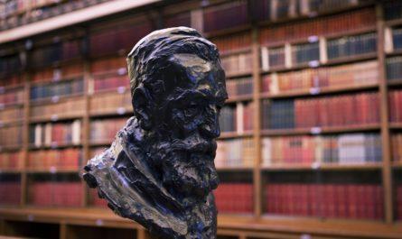 Bibliothèque Médicis du Sénat - Crédit : Photothèque du Sénat