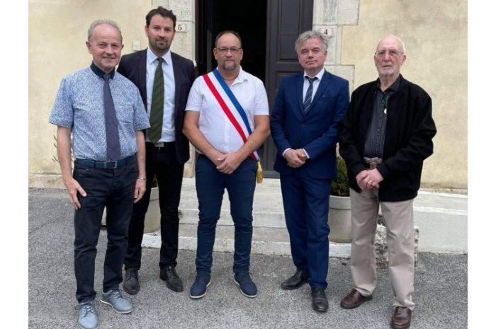 Bravo à Fernand Leni, maire de Noiron sur Seine